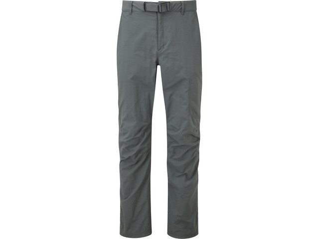 Mountain Equipment Approach Pantalon Homme, shadow grey
